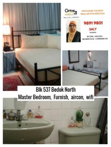 Master Bedroom @ Bedok North