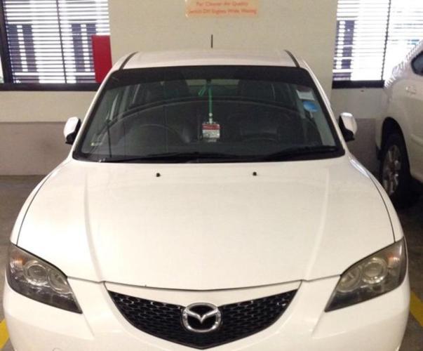 Mazda 3 1.6L Auto for Immediate Cheap Car Rental Car