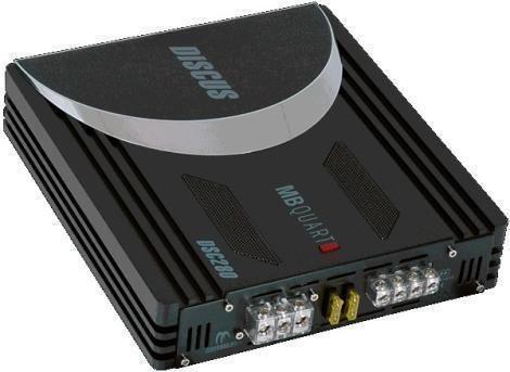 MB Quart DSC 280 2 Channel 320 Watt Amplifier
