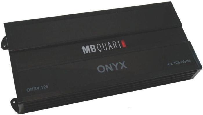 MB QUART ONX4.125 4 CHANNEL AMP