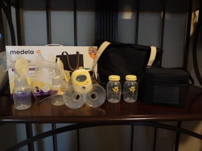 Medela Freestyle Breast Pump for $250.