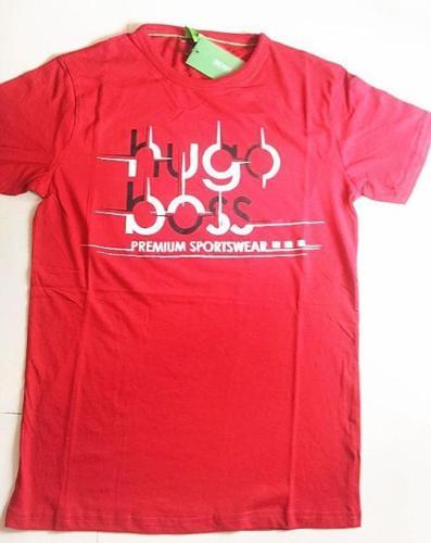 Men braned T shirt for sell