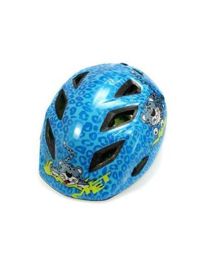 MET Genio Blue Cheetah Kids Helmet