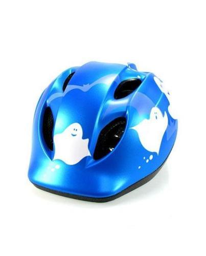 MET Super Buddy Blue Ghost Kids Helmet