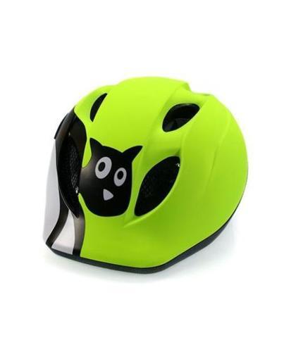 MET Super Buddy Yellow Cat Kids Helmet