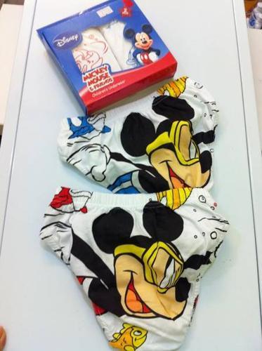 Mickey underwear for boys