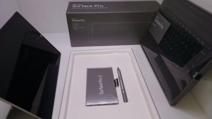 Microsoft Surface Pro 3- 256GB SSD - 8GB -Core i5-