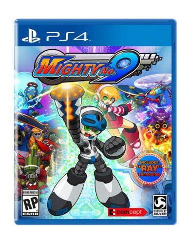 MIGHTY No. 9 for PS4