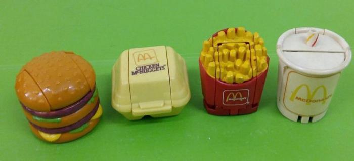 Mini Macdonald Set