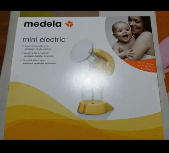 mini medela electric breastpump