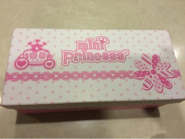 Mini Princess Pink Shoe