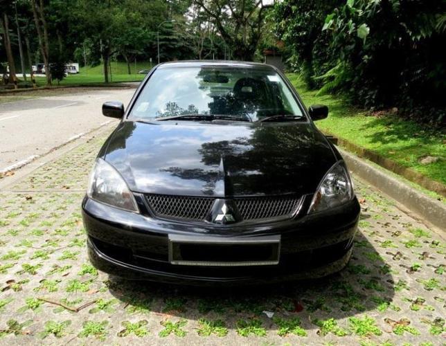 Mitsubishi Lancer GLX 1.6A For Rent! Car Rental!