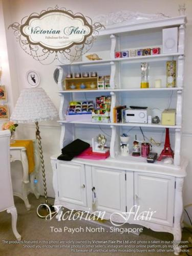 MODERN CLASSIC PARISIAN STYLE CABINETS by Victorian
