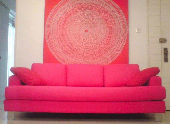 Pink Sofa For Sale