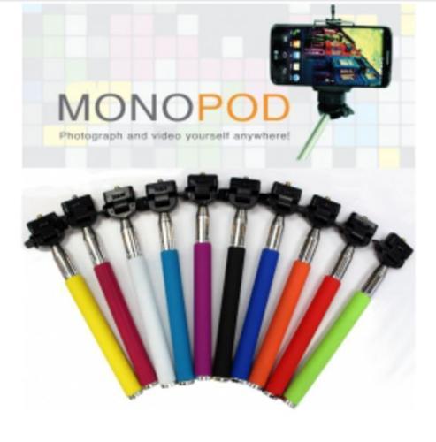 Monopod / wired selfie pod / bluetooth shutter