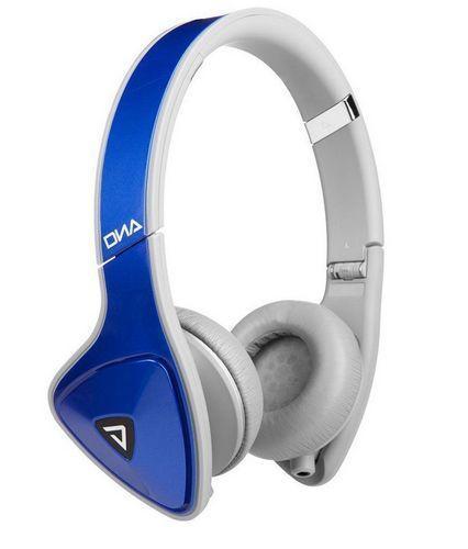 Monster DNA On-Ear Headphones (Cobalt Grey)