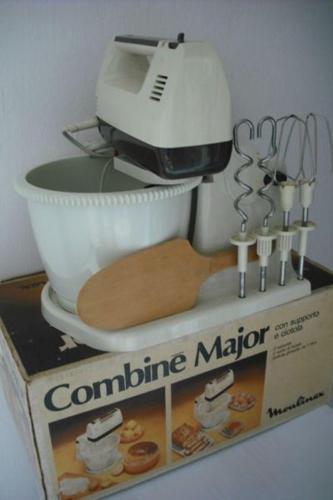 Moulinex Mixer (New set)
