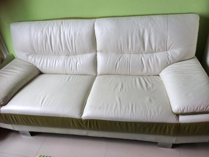 Moving house sale-full leader sofa 1 year old only