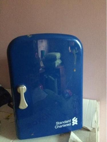 Moving out sale: brand new mini fridge