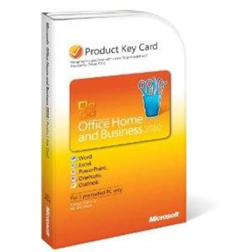 MS OFFICE 2010 HOME AND STUDENT OEM PACK