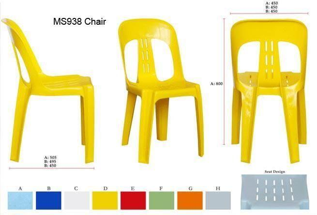 Multi-purpose Strong & durable Plastic chair @ sales (22/5