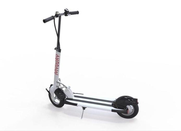 MyWay Electric scooter (white)