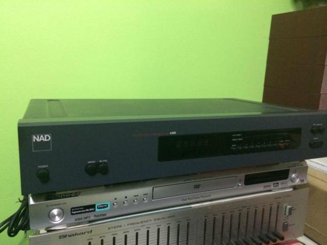 NAD 4100 DIGITAL FM TUNER
