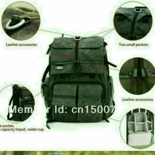 national geographic bagpack