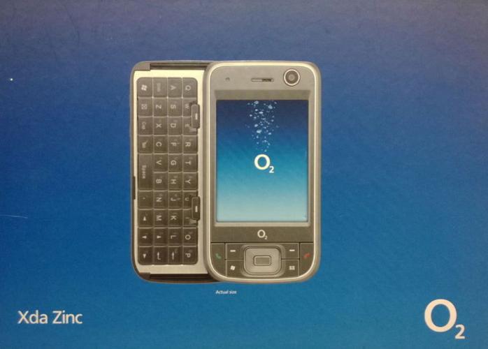 Near New O2 Xda Zinc Mobile for Sale