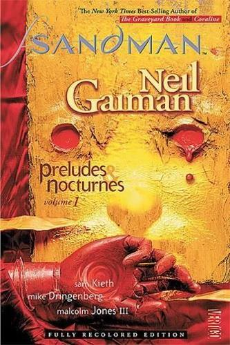 Neil Gaiman Sandman Preludes and Nocturnes Vol.1 (fully