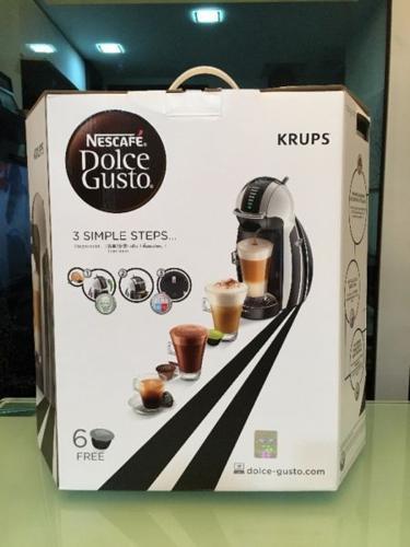 Nescafe Dolce Gusto Krups Mini Cooper Limited Edition Bnib Coffee