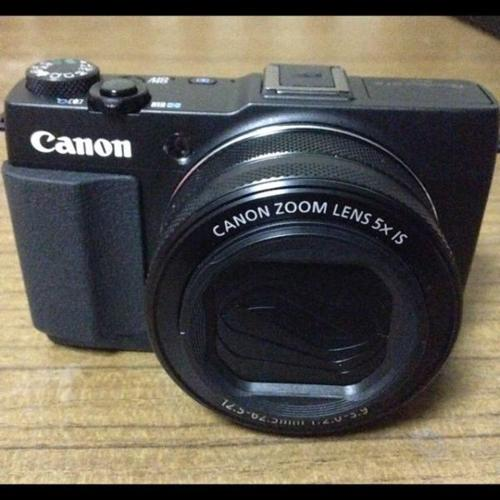 WTS: NEW CONDITION CANON G1X MK2