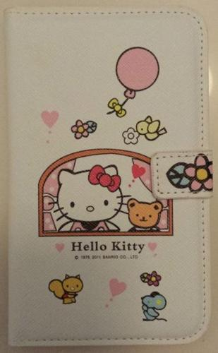 NEW Hello Kitty Samsung Galaxy Note 2 Smartphone Case