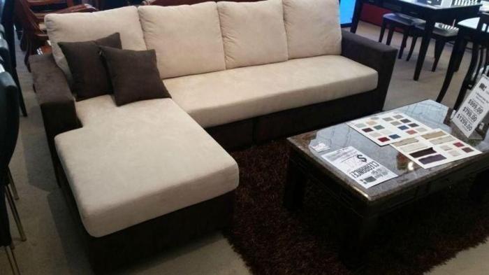New L-shape ,fabric sofa for sale!!!