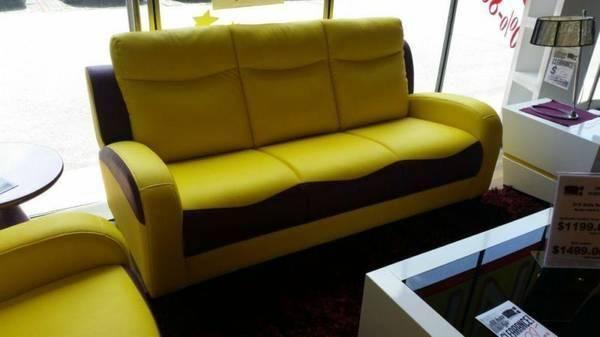 NEW leather 3+2 seater sofa for sale !!!