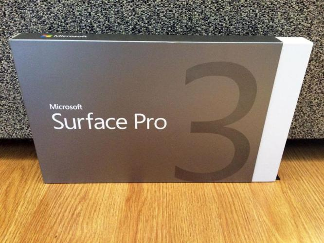 NEW Microsoft Surface Pro 3 512GB 12