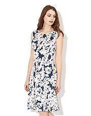 New Monsoon Karmen Print Dress