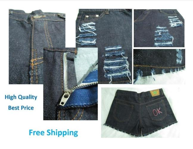 New Short Jeans 10 s$ free shipping