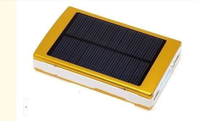 New! Solar Charger Power Bank!