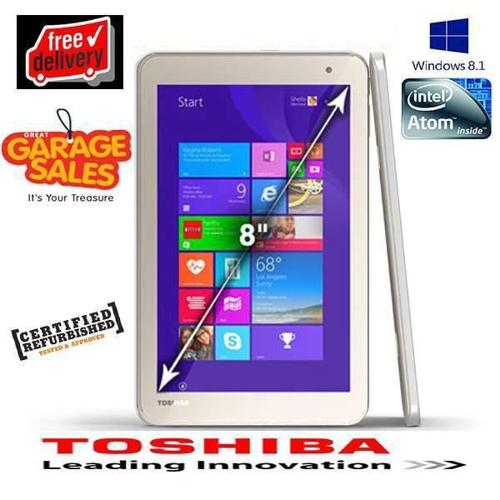 new toshiba encore 2 wt8-32b Half price of retail