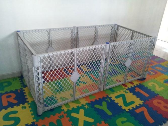 nice baby play yard playpen sold for sale in fajar road north