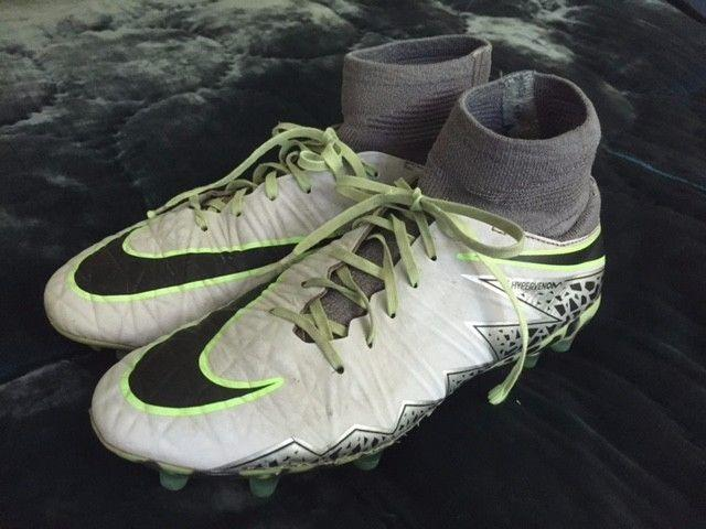 Nike Hypervenom Firm Ground football boots - barely
