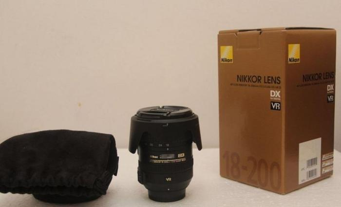 Nikon 18-200 VR 2 going cheap