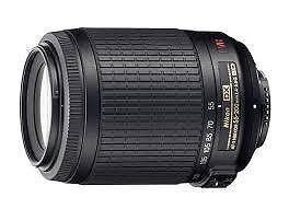 Nikon 55-200 VR Lens @ $140