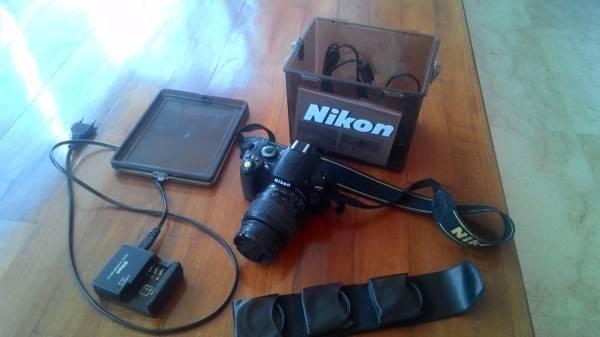 Nikon D40 DSLR Camera Set