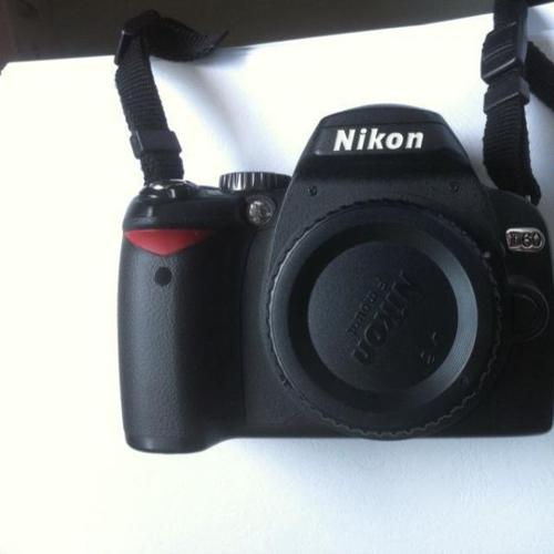 Nikon D60 DSLR Body Only available for sale