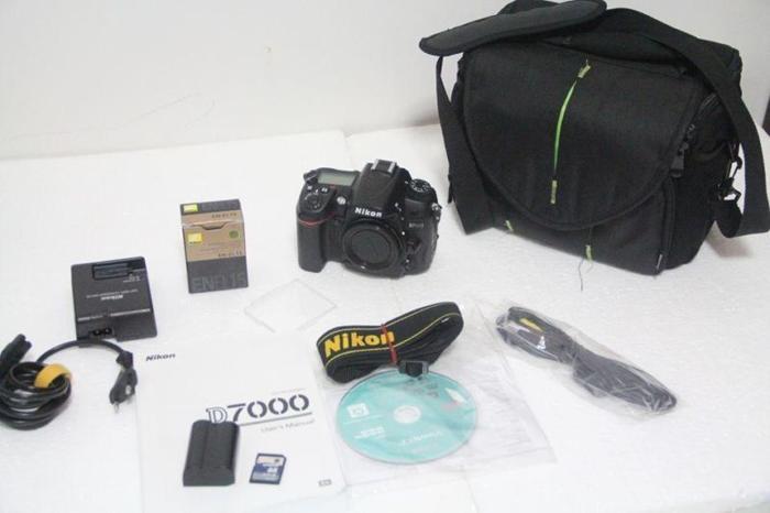 Nikon D7000 Camera $630
