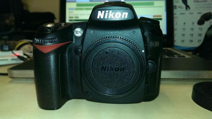 Nikon d90 + 2 Lens