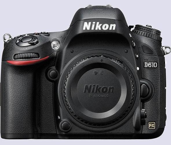 Nikon DSLR FX D610 Body - Excellent condition