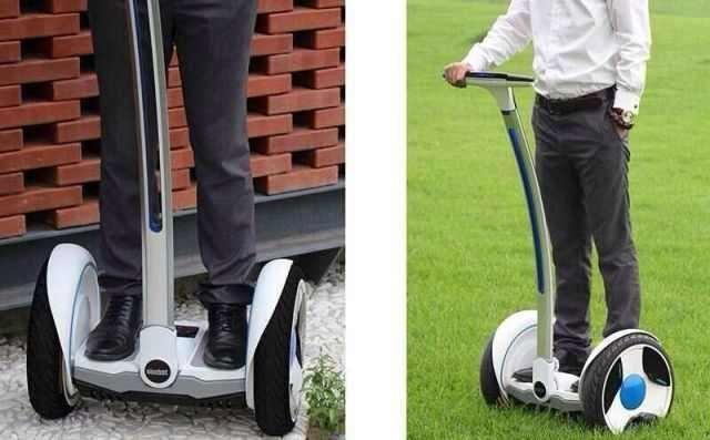 ninebot (Segway liked Personal Transport)